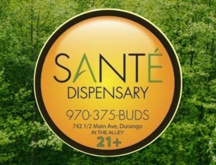 Sante Alternative – Recreational Dispensary In Durango, CO